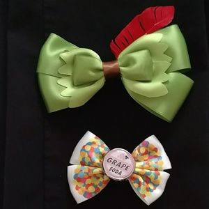Disney Hair Clips